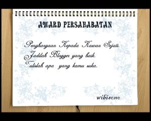 awardsahabat